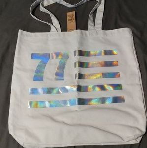 American Eagle! Tote Holographic! NWT!
